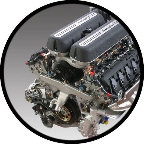 Двигатель фото Гризли 51